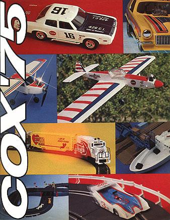 COX 1975 Catalog