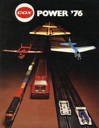 COX 1976 Catalog