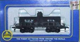 AHM Sun Oil Old-Time Tank Car