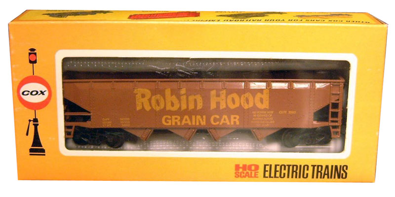 Cox Robin Hood Grain Car