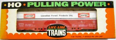 Life-Like Pullman-Standard All-Door Box Car