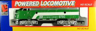 Life-Like Burlington Northern F-7A