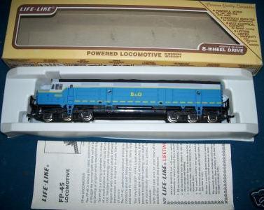 FP-45 Diesel Locomotive