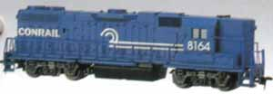 Life-Like Hi-Nose GP-38-2 Conrail