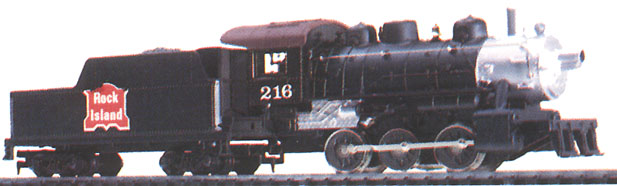 Pacific and Tender 2-6-2