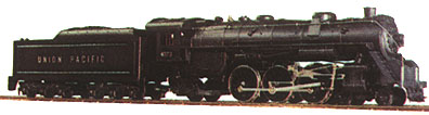 Union Pacifc 4-6-2 from The Pacifc Freight set