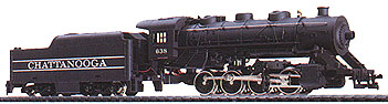 Steam Loco 0-8-0 Chattanooga