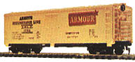 Armour Reefer Car