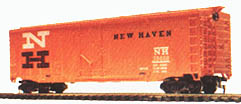 TYCO New Haven 50ft. Box Car