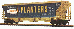Covered Hopper Planters