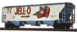 Covered Hopper Jell-O
