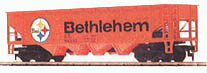 Billboard Hopper Car Bethlehem Steel