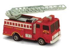 TYCO US-1 Fire Engine #3911