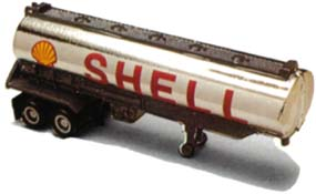 TYCO US-1 Shell Tank Trailer #3940