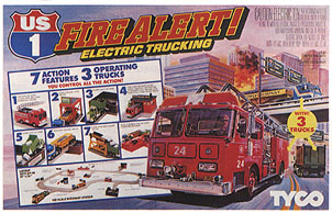 TYCO US-1 Fire Alert Set