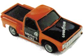 TYCO US-1 Pick-Up #3951 from 1981