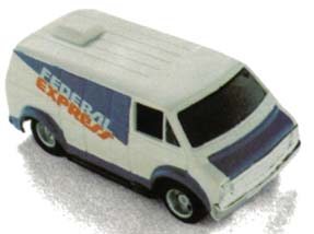 TYCO US-1 Federal Express Van #3952 from 1981