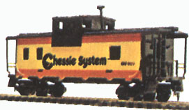Caboose Chessie System -Wide Vision Style