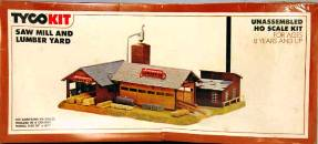 TYCOKIT Saw Mill and Lumber Yard